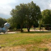 Parque infantil del Bosque de Galicia