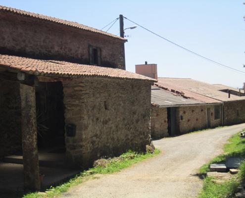 Aldea de Montes