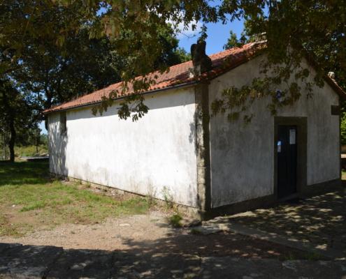 Capela San Marcos Frontolateral