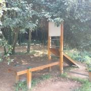 Circuito biosaludable del Parque do Lago