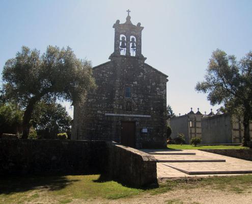 Iglesia de Santa Eulalia de Bando