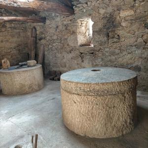 Muíño de Carmela Interior