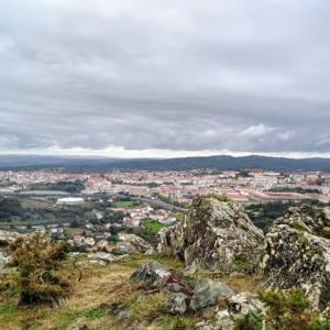 Vista panorámica desde el monte del Viso