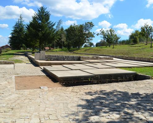 Proximidades Capela San Marcos