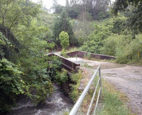 Ponte dos Muíños de Carmela