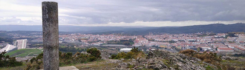 Vista desde el Mirador del Monte del Viso